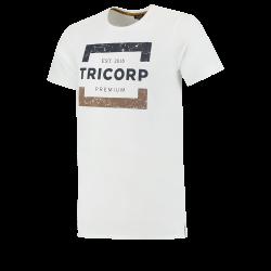T-shirt premium avec logo