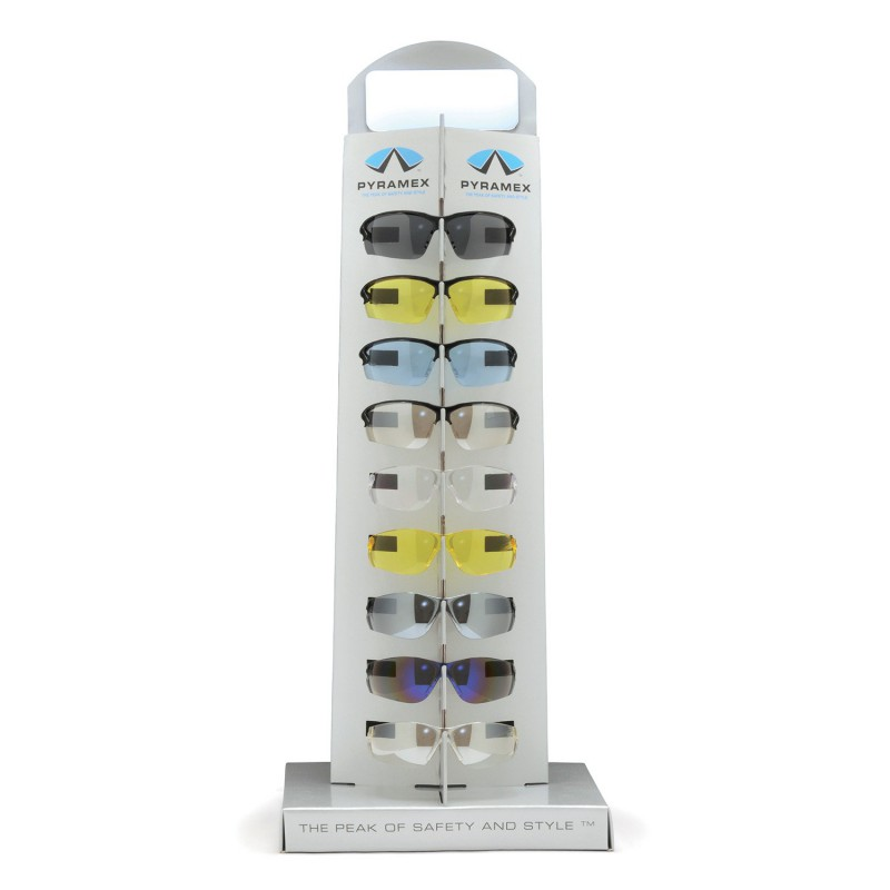 DISPLAY 9 LUNETTES