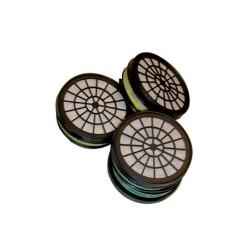 Galettes filtres